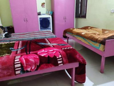 Bedroom Image of Gayatri PG For Girls In Chhattarpur South Delhi in Chhattarpur