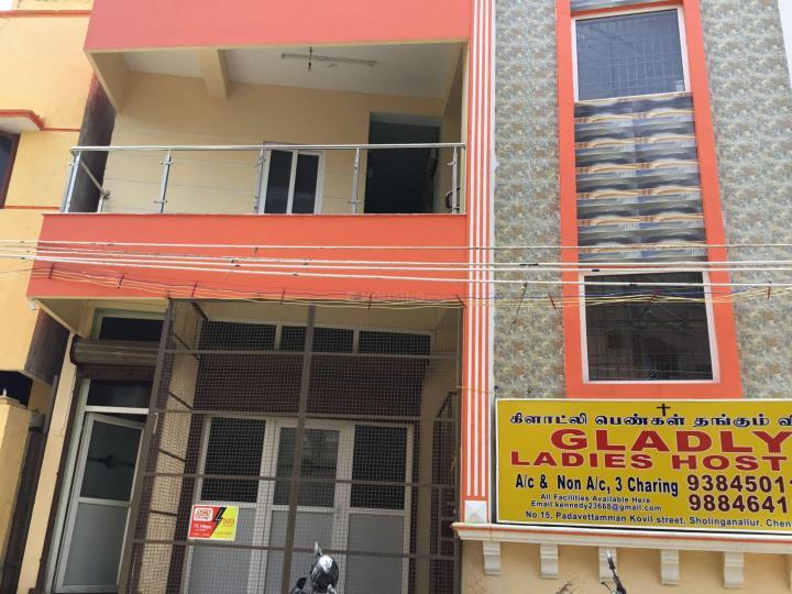 Building Image of Gladly Ladies Hostel in Sholinganallur