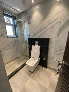 Bathroom Image of Girl PG Single Sharing Room in Malviya Nagar