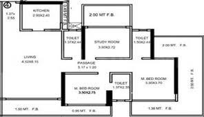 Gallery Cover Image of 1865 Sq.ft 3 BHK Apartment for buy in Newlook Bhavya Heights C Wing, Wadala for 65009000