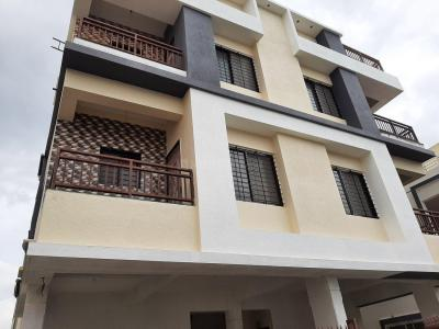 Gallery Cover Image of 651 Sq.ft 1 BHK Apartment for rent in Mohammed Wadi for 10000