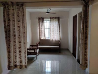 Gallery Cover Image of 750 Sq.ft 1 BHK Apartment for rent in MYS Highland, Kakkanad for 12500