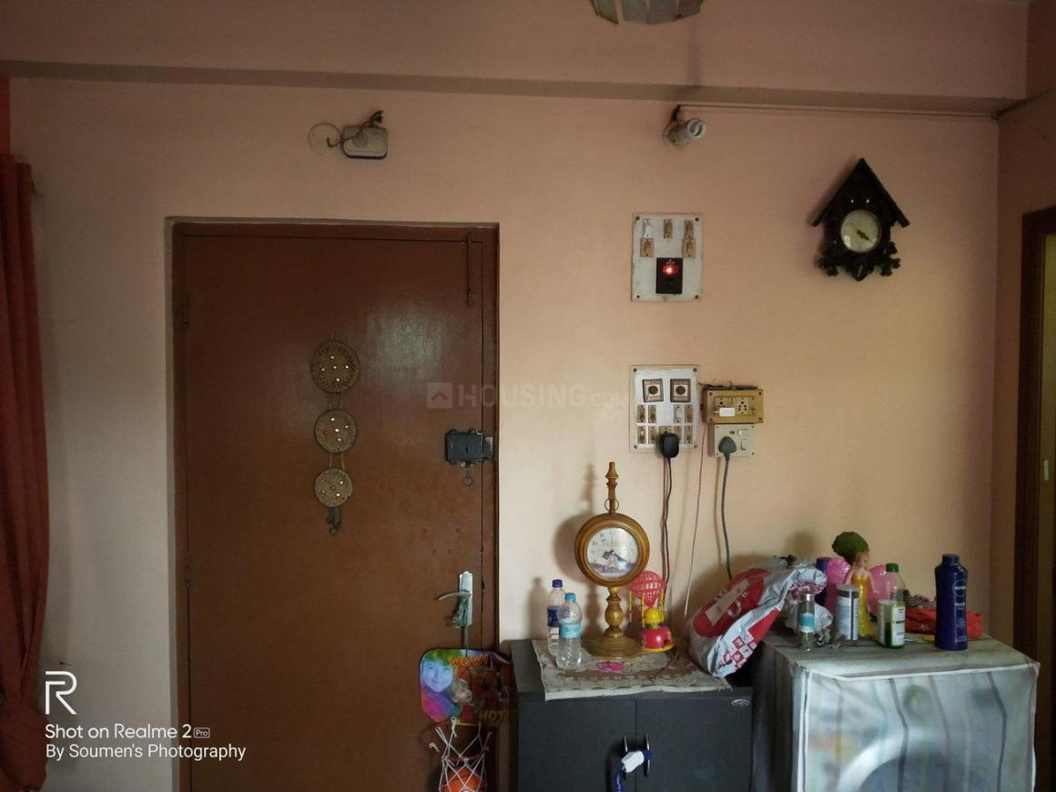 Living Room Image of 770 Sq.ft 2 BHK Apartment for rent in Keshtopur for 16000