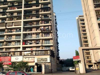 Gallery Cover Image of 1520 Sq.ft 3 BHK Apartment for rent in Aaron Kasturi Heritage, Kharghar for 28000