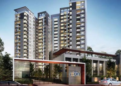 Gallery Cover Image of 1470 Sq.ft 3 BHK Apartment for buy in Koyambedu for 12495000