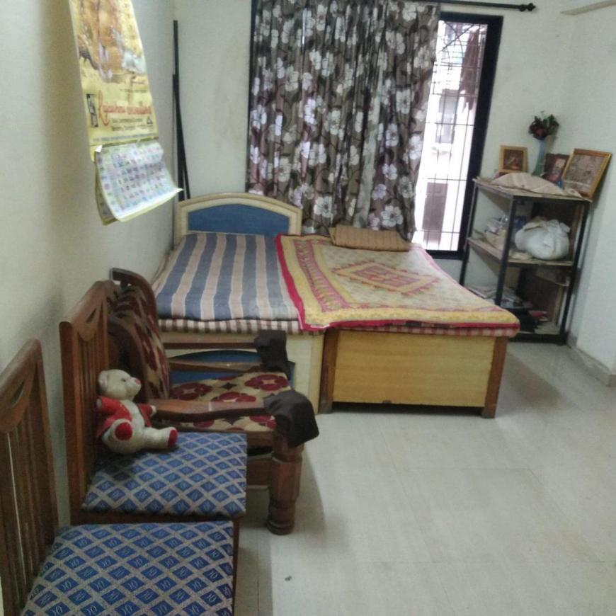 Bedroom Image of 850 Sq.ft 2 BHK Apartment for rent in Panvel for 12000