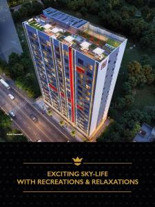 Gallery Cover Image of 700 Sq.ft 2 BHK Apartment for buy in Platinum Casa Millennia, Andheri West for 13500000
