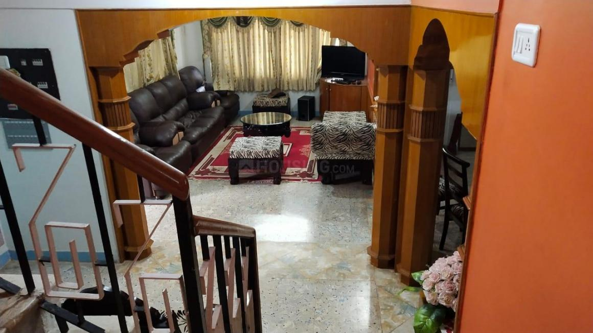 Living Room Image of 650 Sq.ft 3 BHK Independent House for rent in Ramapuram for 8500