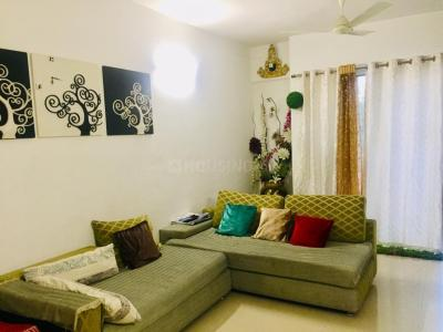 Gallery Cover Image of 1107 Sq.ft 2 BHK Apartment for rent in Wakad for 26000