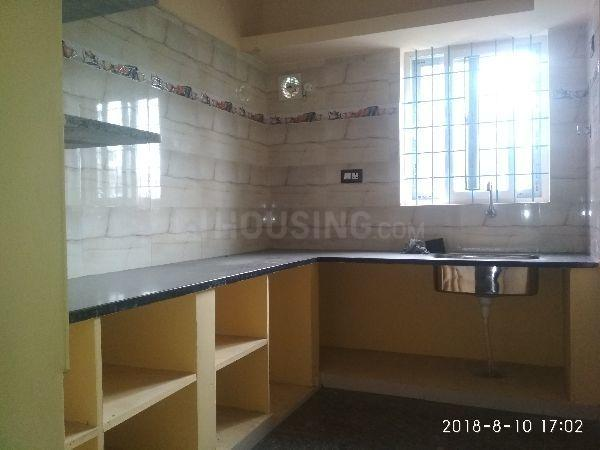 Kitchen Image of 600 Sq.ft 1 BHK Apartment for rent in JP Nagar for 14000