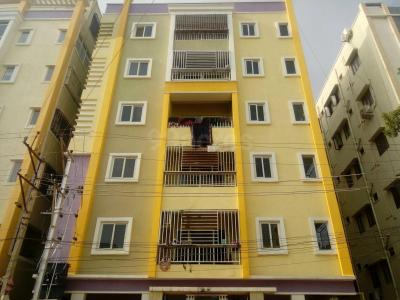 Gallery Cover Image of 1470 Sq.ft 3 BHK Apartment for rent in Pragathi Nagar for 15000