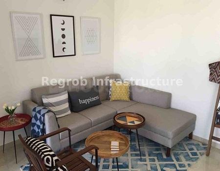 Living Room Image of 685 Sq.ft 1 BHK Apartment for buy in Chikkakannalli for 4400000