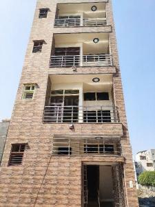 Gallery Cover Image of 400 Sq.ft 1 BHK Independent House for rent in Sushant Lok I for 17000