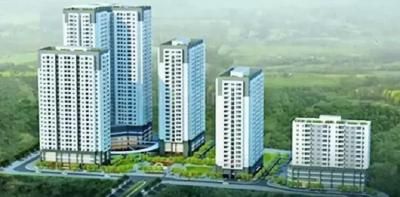 Gallery Cover Image of 1600 Sq.ft 3 BHK Apartment for buy in Sector 95 for 2636000