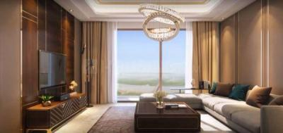 Gallery Cover Image of 1006 Sq.ft 2 BHK Apartment for buy in Sunteck Signia Waterfront, Airoli for 17000000