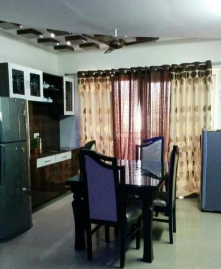 Kitchen Image of 1620 Sq.ft 3 BHK Apartment for rent in Peeramcheru for 26000