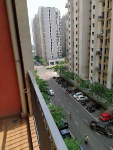 Gallery Cover Image of 1120 Sq.ft 3 BHK Apartment for rent in Palava Phase 2 Khoni for 10000