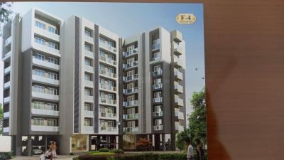 Gallery Cover Image of 650 Sq.ft 1 BHK Apartment for buy in Thane West for 3600000