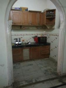 Kitchen Image of Krishna Boyes PG in Baljit Nagar