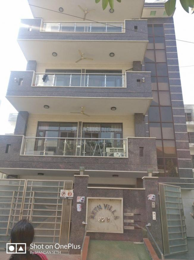 Building Image of 2100 Sq.ft 3 BHK Independent Floor for rent in Sector 38 for 33500