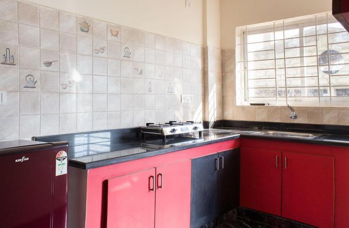 Kitchen Image of PG 4643643 Maruthi Sevanagar in Maruthi Sevanagar