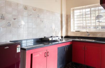 Kitchen Image of PG 4643637 Maruthi Sevanagar in Maruthi Sevanagar