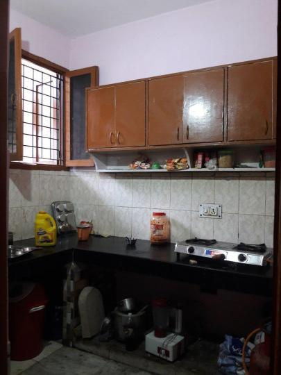 Kitchen Image of Sweet Home PG in Sector 39