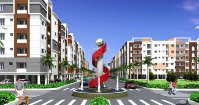 Gallery Cover Image of 661 Sq.ft 1 BHK Apartment for buy in Gannavaram for 1650000