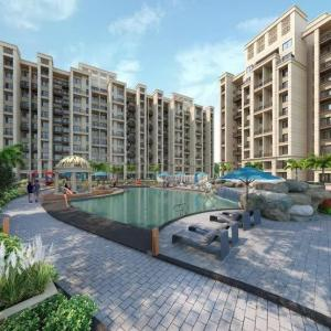 Gallery Cover Image of 1000 Sq.ft 2 BHK Apartment for buy in Today Anandam, Rohinjan for 7500000