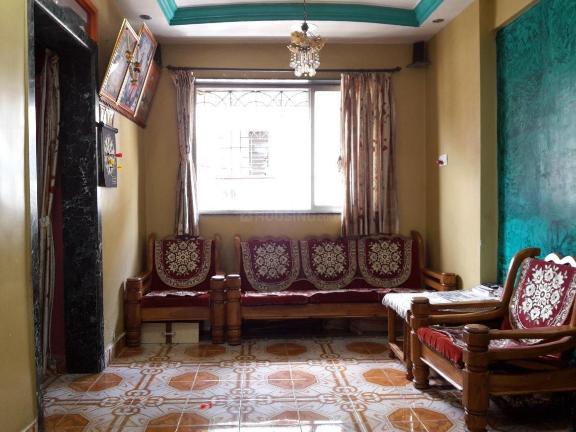 Living Room Image of 530 Sq.ft 1 BHK Apartment for buy in Kalwa for 3000000