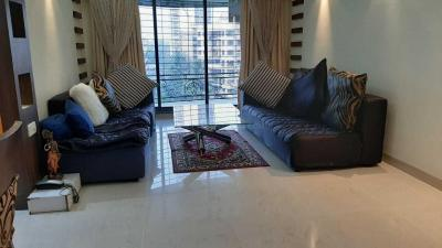 Gallery Cover Image of 1500 Sq.ft 3 BHK Apartment for rent in Lakshachandi Apartments, Goregaon East for 68000