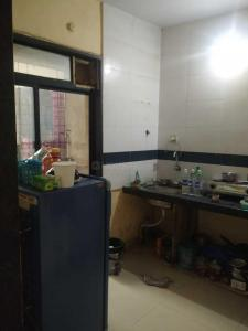 Kitchen Image of PG 4853092 Kharghar in Kharghar