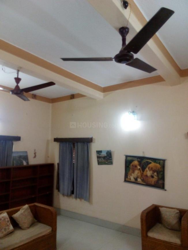 Living Room Image of 1350 Sq.ft 2 BHK Independent Floor for rent in Baghajatin for 14000