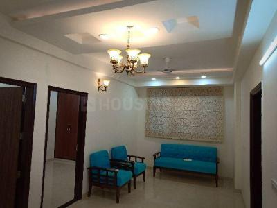 Gallery Cover Image of 1350 Sq.ft 3 BHK Independent Floor for rent in Sector 16B Dwarka for 17000