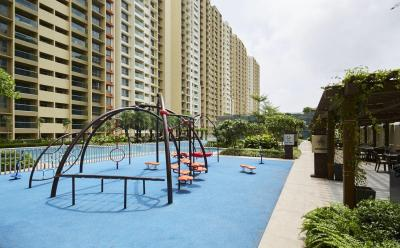 Gallery Cover Image of 1278 Sq.ft 3 BHK Apartment for buy in Sheth Vasant Oasis, Andheri East for 22900000