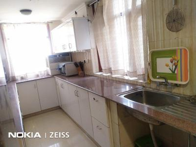 Kitchen Image of Fully Furnished PG in Sector 12 Dwarka