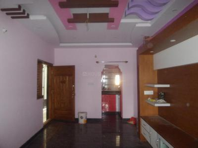 Gallery Cover Image of 600 Sq.ft 1 BHK Independent Floor for rent in Hosakerehalli for 8000