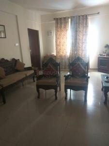 Gallery Cover Image of 1440 Sq.ft 3 BHK Apartment for rent in Basapura for 19000