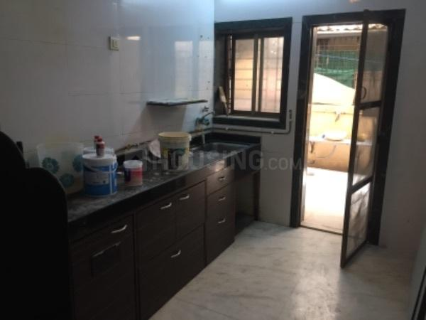 Kitchen Image of 1500 Sq.ft 3 BHK Independent House for rent in Vashi for 33000