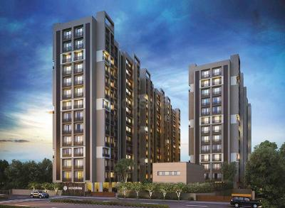 Gallery Cover Image of 1425 Sq.ft 2 BHK Apartment for rent in Bopal for 18000