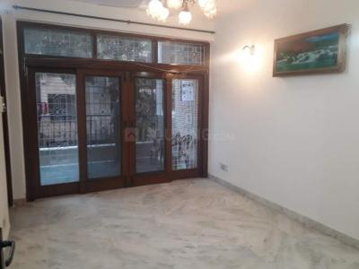 Gallery Cover Image of 1800 Sq.ft 3 BHK Independent Floor for rent in Saket for 45000