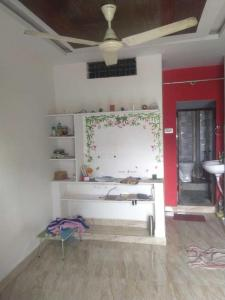 Gallery Cover Image of 450 Sq.ft 1 BHK Independent Floor for rent in Madhapur for 11000