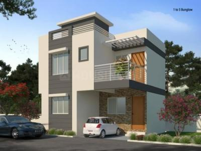 Gallery Cover Image of 1253 Sq.ft 2 BHK Villa for buy in Lohegaon for 3996000