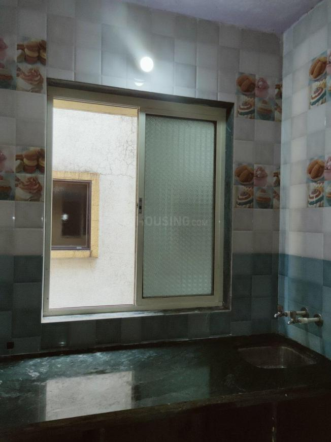Kitchen Image of 460 Sq.ft 1 BHK Apartment for rent in Kalyan East for 4000