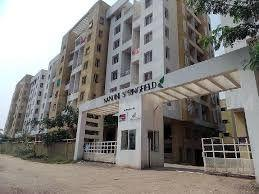 Gallery Cover Image of 750 Sq.ft 1 BHK Apartment for buy in F5 Nandini Spring Fields, Hadapsar for 4000000