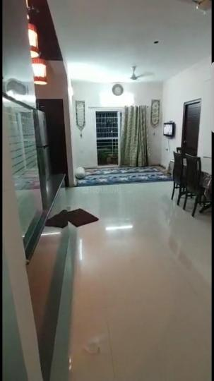 Living Room Image of 1550 Sq.ft 3 BHK Apartment for rent in Attapur for 25000