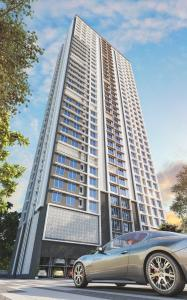 Gallery Cover Image of 582 Sq.ft 2 BHK Apartment for buy in Vikhroli West for 14600000