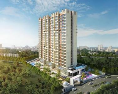 Gallery Cover Image of 960 Sq.ft 2 BHK Apartment for buy in Mulund East for 12500000