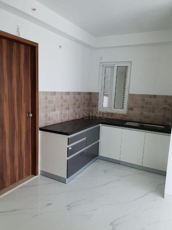 Kitchen Image of 650 Sq.ft 1 BHK Apartment for buy in Kharadi for 4300000