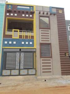 Gallery Cover Image of 1200 Sq.ft 3 BHK Independent House for buy in Battarahalli for 7800000